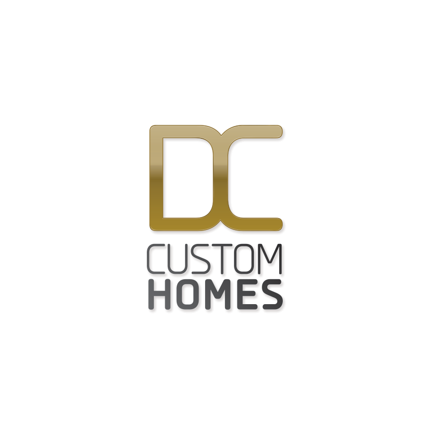 Logo Design by barbarouge - Entry No. 36 in the Logo Design Contest Creative Logo Design for DC Custom Homes.