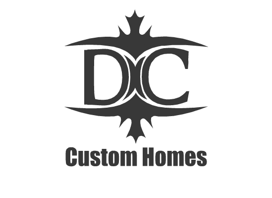 Logo Design by Ismail Adhi Wibowo - Entry No. 37 in the Logo Design Contest Creative Logo Design for DC Custom Homes.