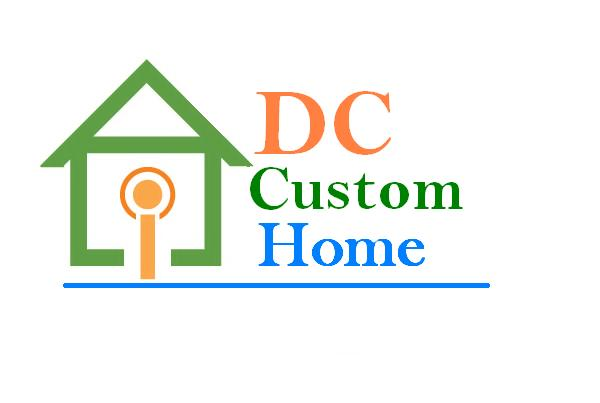 Logo Design by ArtmosphereInteractive - Entry No. 38 in the Logo Design Contest Creative Logo Design for DC Custom Homes.