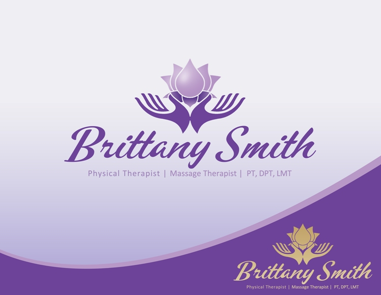 Logo Design by Juan_Kata - Entry No. 94 in the Logo Design Contest Artistic Logo Design for my personal massage therapy business.