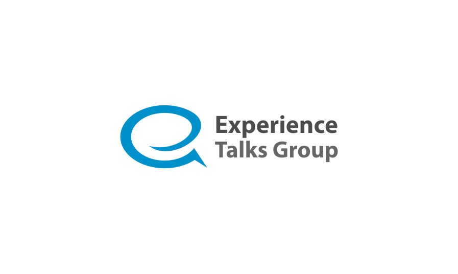 Logo Design by untung - Entry No. 17 in the Logo Design Contest Captivating Logo Design for Experience Talks Group.