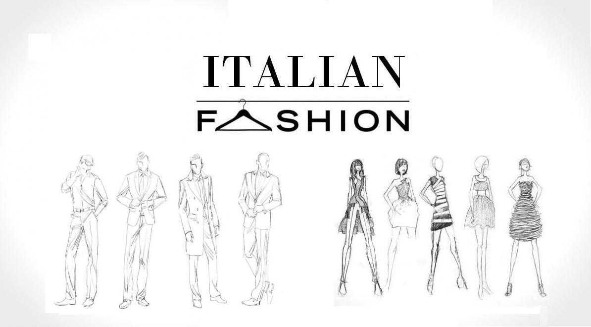 Logo Design by ArtmosphereInteractive - Entry No. 44 in the Logo Design Contest Logo for Web Page ItalianFashion.cz.