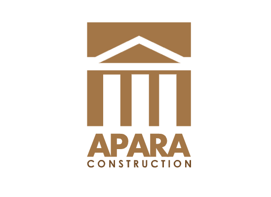 Logo Design by Ismail Adhi Wibowo - Entry No. 160 in the Logo Design Contest Apara Construction Logo Design.