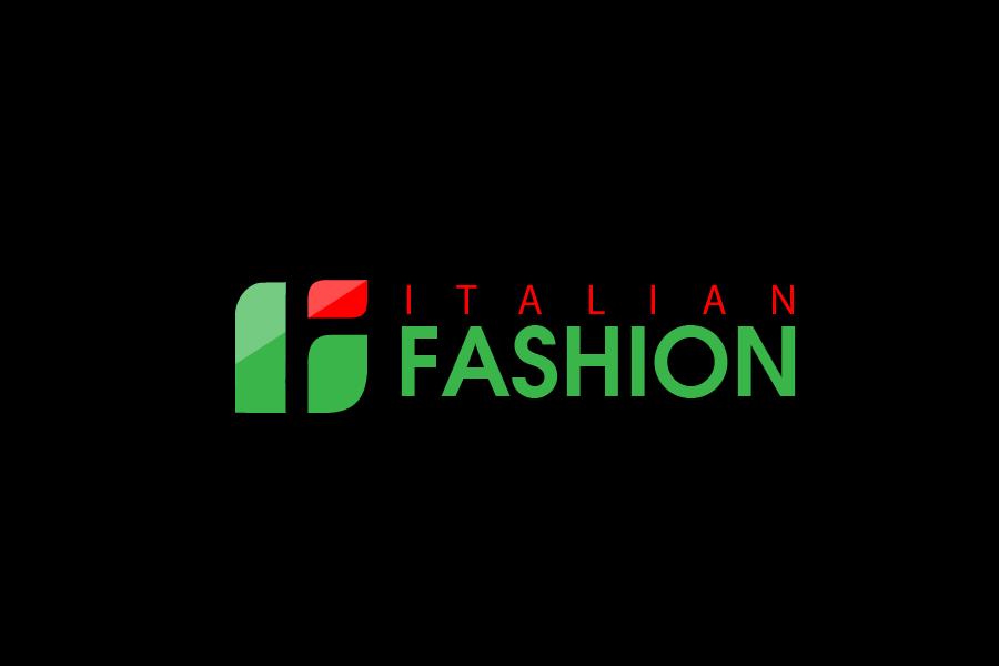 Logo Design by Private User - Entry No. 50 in the Logo Design Contest Logo for Web Page ItalianFashion.cz.