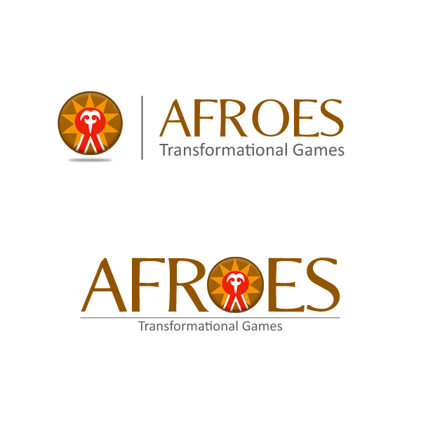 Logo Design by archys187 - Entry No. 22 in the Logo Design Contest Afroes Transformational Games.