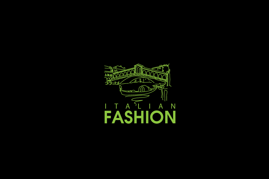 Logo Design by Private User - Entry No. 51 in the Logo Design Contest Logo for Web Page ItalianFashion.cz.
