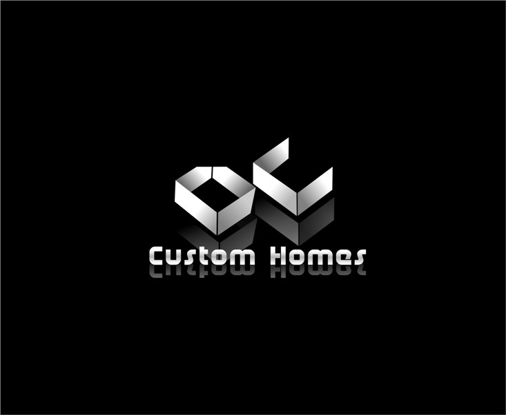 Logo Design by Mhon_Rose - Entry No. 50 in the Logo Design Contest Creative Logo Design for DC Custom Homes.