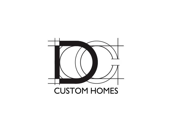 Logo Design by ronny - Entry No. 60 in the Logo Design Contest Creative Logo Design for DC Custom Homes.