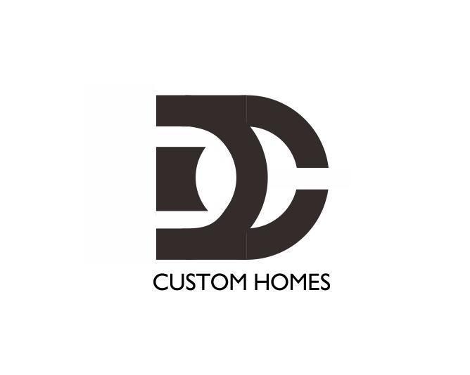 Logo Design by ronny - Entry No. 61 in the Logo Design Contest Creative Logo Design for DC Custom Homes.