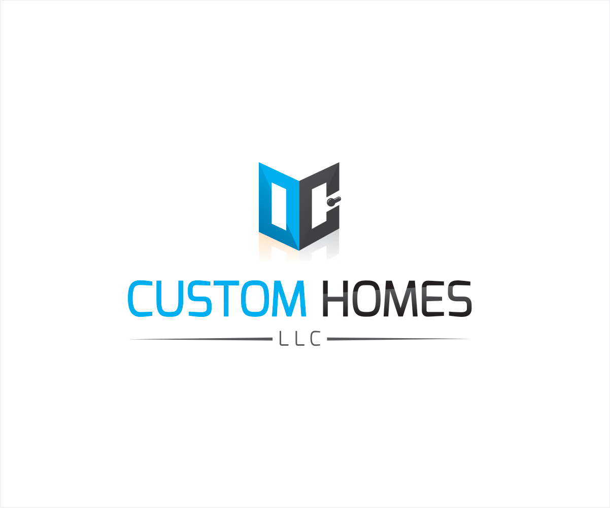 Logo Design by Private User - Entry No. 63 in the Logo Design Contest Creative Logo Design for DC Custom Homes.