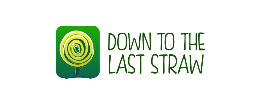 Logo Design by Private User - Entry No. 4 in the Logo Design Contest New Logo Design for DOWN TO THE LAST STRAW.