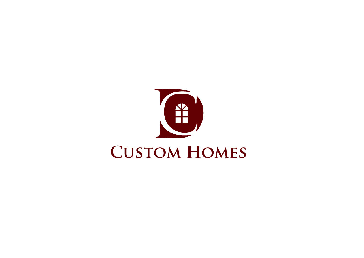 Logo Design by Severiano Fernandes - Entry No. 83 in the Logo Design Contest Creative Logo Design for DC Custom Homes.