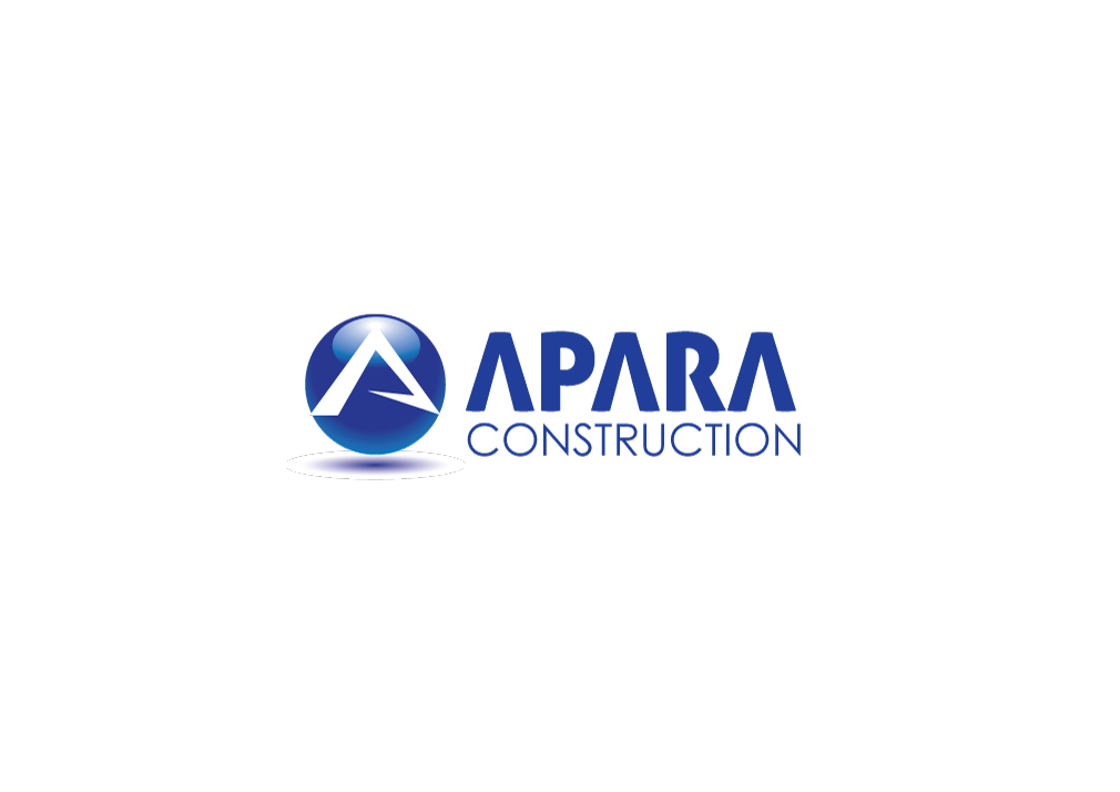 Logo Design by Severiano Fernandes - Entry No. 166 in the Logo Design Contest Apara Construction Logo Design.