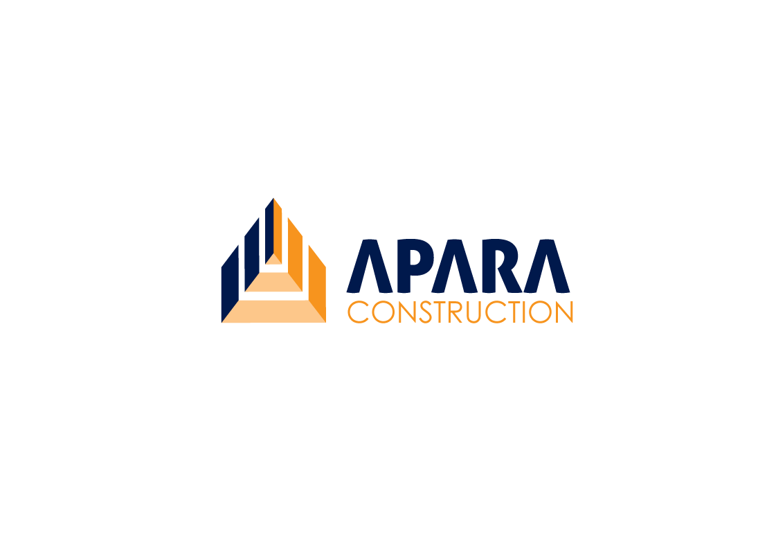 Logo Design by Severiano Fernandes - Entry No. 168 in the Logo Design Contest Apara Construction Logo Design.