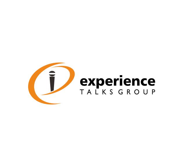 Logo Design by ronny - Entry No. 21 in the Logo Design Contest Captivating Logo Design for Experience Talks Group.