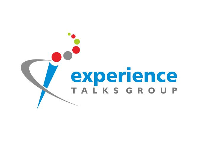 Logo Design by ronny - Entry No. 22 in the Logo Design Contest Captivating Logo Design for Experience Talks Group.