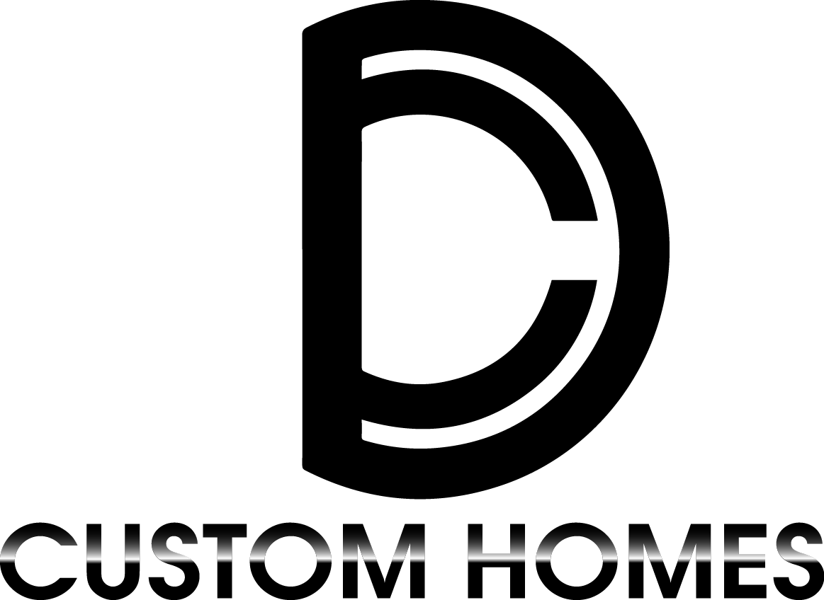 Logo Design by Private User - Entry No. 89 in the Logo Design Contest Creative Logo Design for DC Custom Homes.