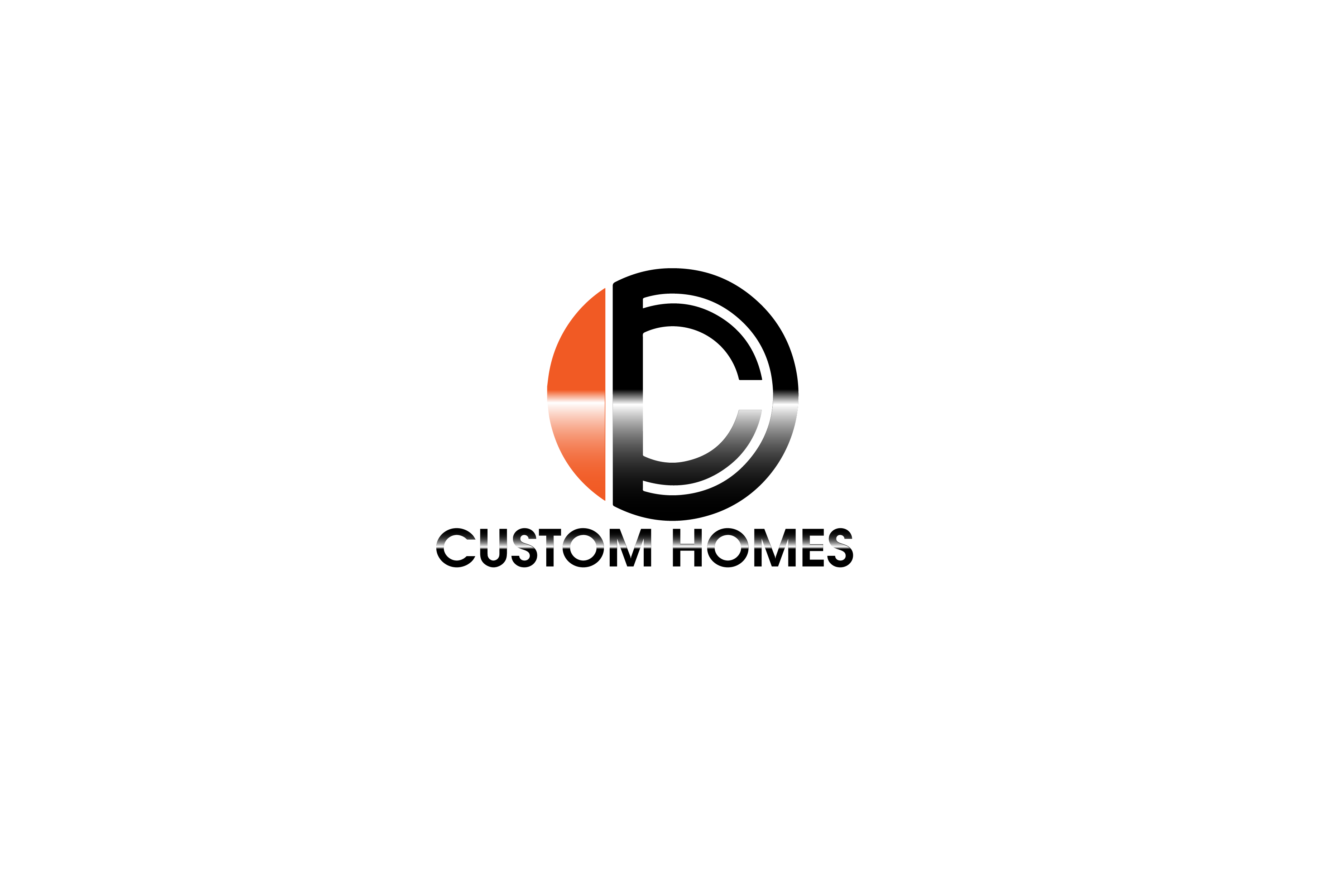 Logo Design by Private User - Entry No. 90 in the Logo Design Contest Creative Logo Design for DC Custom Homes.