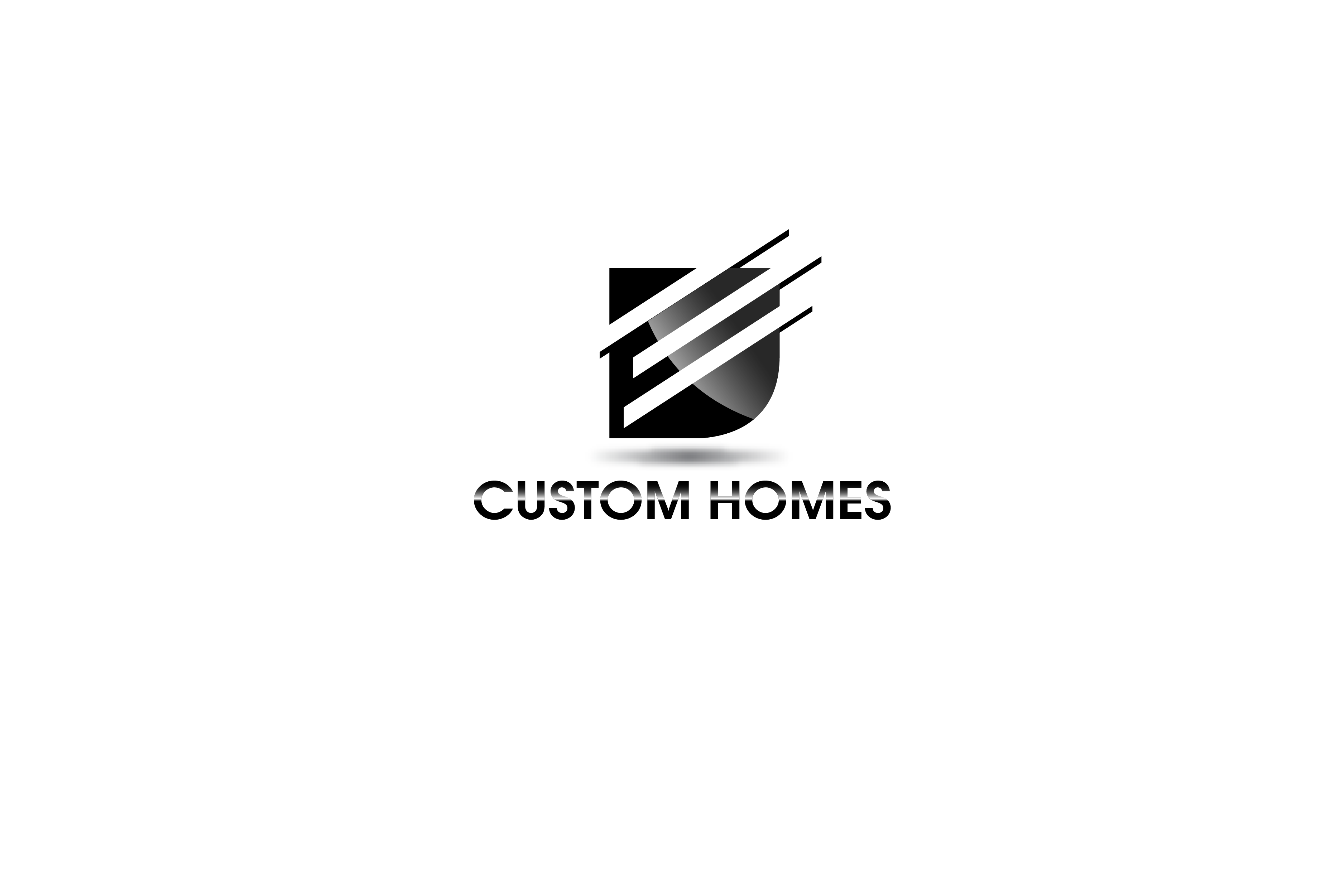 Logo Design by Private User - Entry No. 94 in the Logo Design Contest Creative Logo Design for DC Custom Homes.