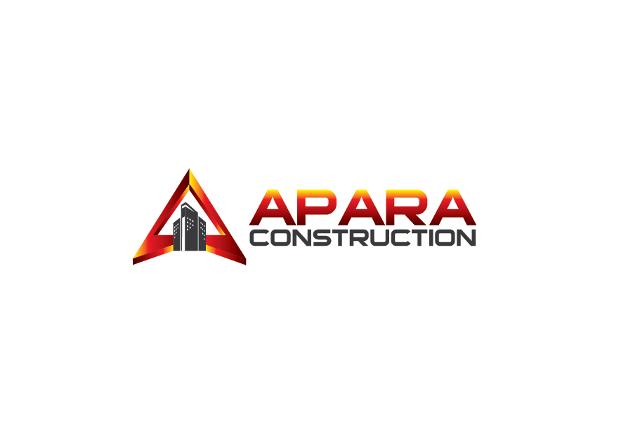 Logo Design by Private User - Entry No. 169 in the Logo Design Contest Apara Construction Logo Design.