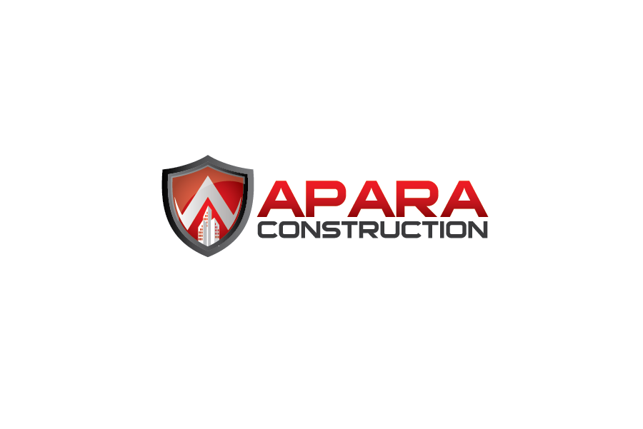 Logo Design by Private User - Entry No. 171 in the Logo Design Contest Apara Construction Logo Design.