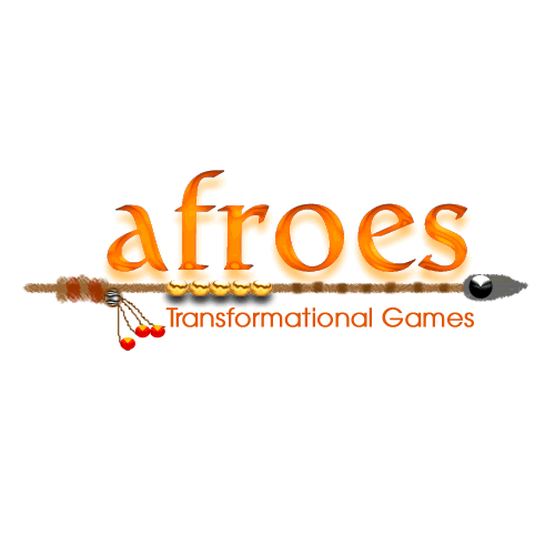 Logo Design by meucica - Entry No. 24 in the Logo Design Contest Afroes Transformational Games.
