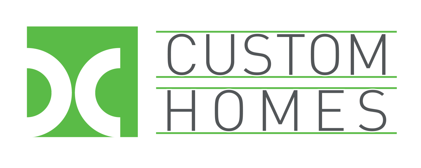 Logo Design by Martyn Jones - Entry No. 104 in the Logo Design Contest Creative Logo Design for DC Custom Homes.