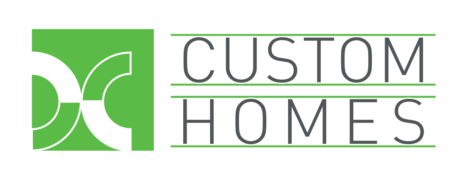 Logo Design by Martyn Jones - Entry No. 105 in the Logo Design Contest Creative Logo Design for DC Custom Homes.