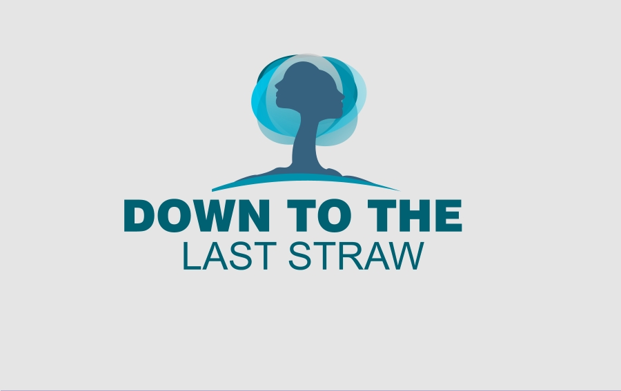 Logo Design by Private User - Entry No. 10 in the Logo Design Contest New Logo Design for DOWN TO THE LAST STRAW.