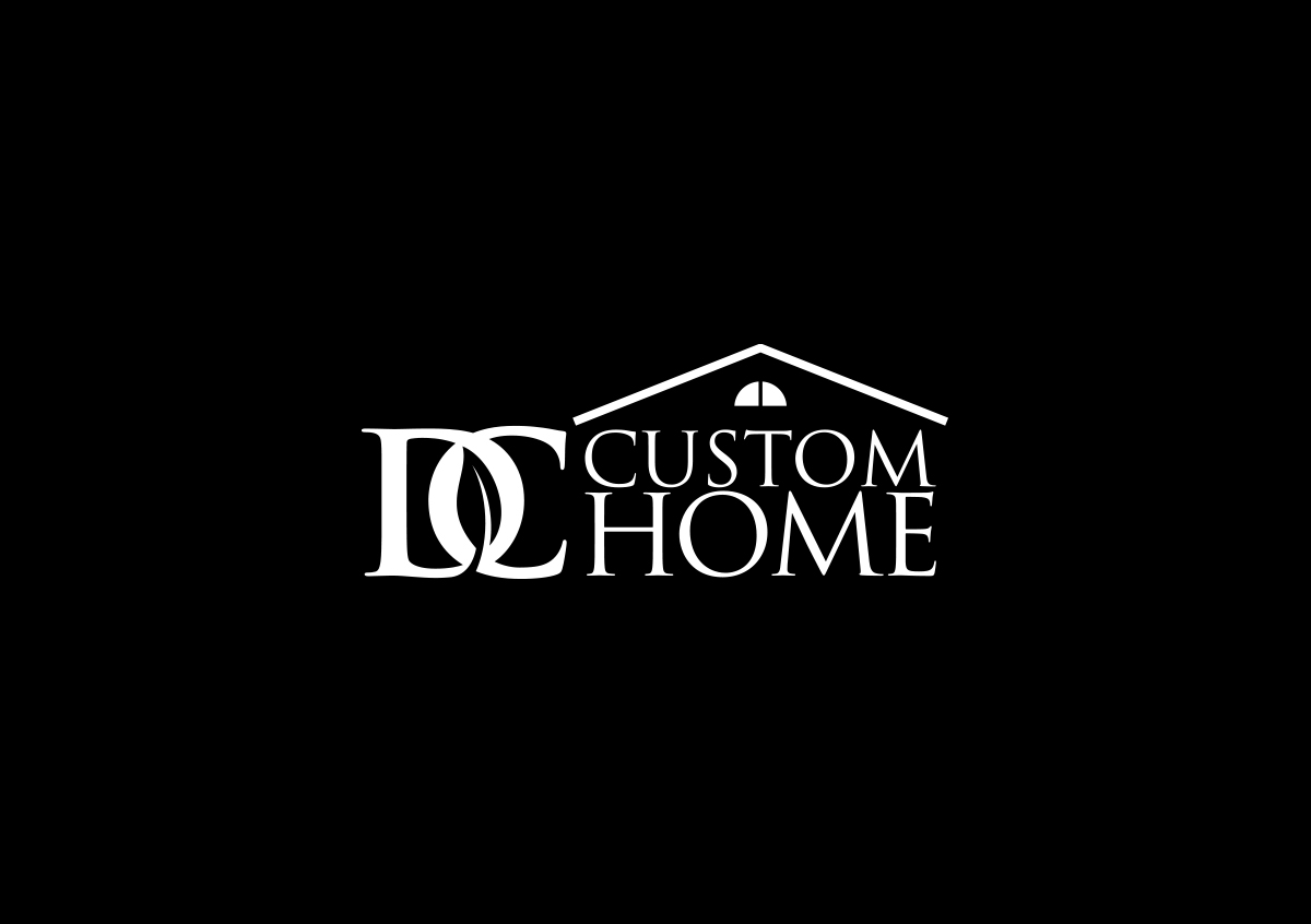 Logo Design by autobot - Entry No. 108 in the Logo Design Contest Creative Logo Design for DC Custom Homes.