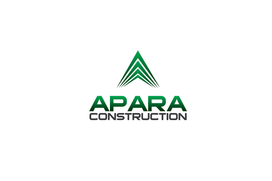 Logo Design by brands_in - Entry No. 192 in the Logo Design Contest Apara Construction Logo Design.