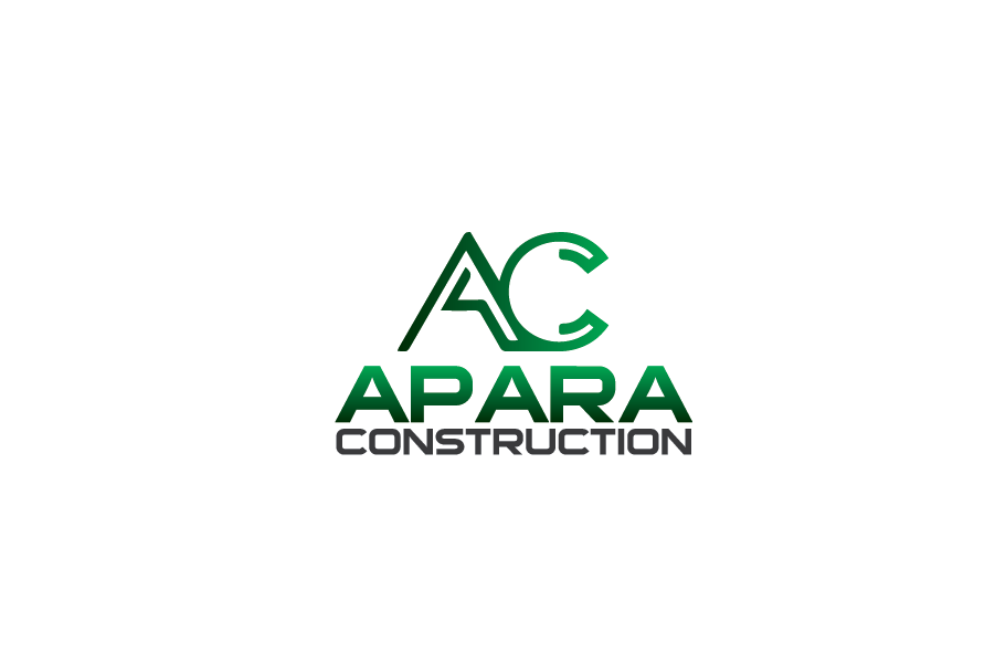 Logo Design by brands_in - Entry No. 193 in the Logo Design Contest Apara Construction Logo Design.
