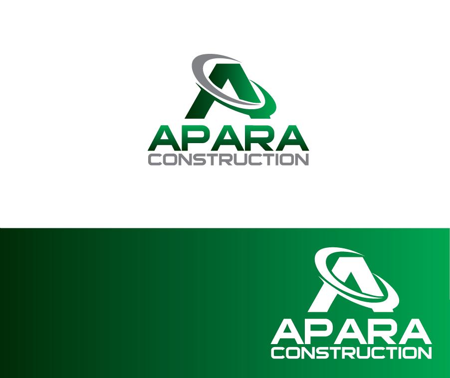 Logo Design by brands_in - Entry No. 194 in the Logo Design Contest Apara Construction Logo Design.