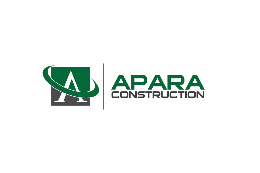 Logo Design by brands_in - Entry No. 202 in the Logo Design Contest Apara Construction Logo Design.