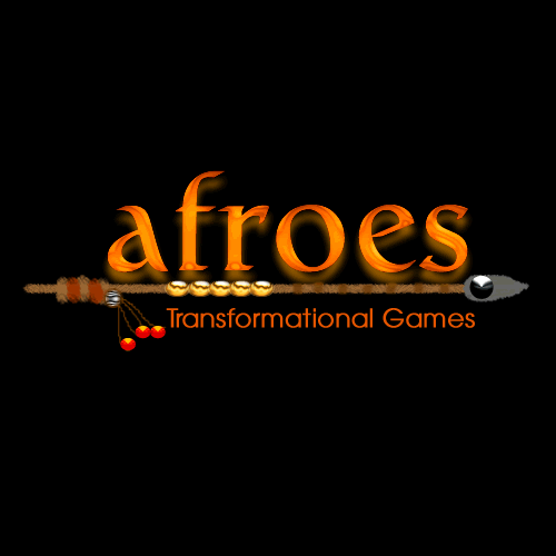 Logo Design by meucica - Entry No. 25 in the Logo Design Contest Afroes Transformational Games.