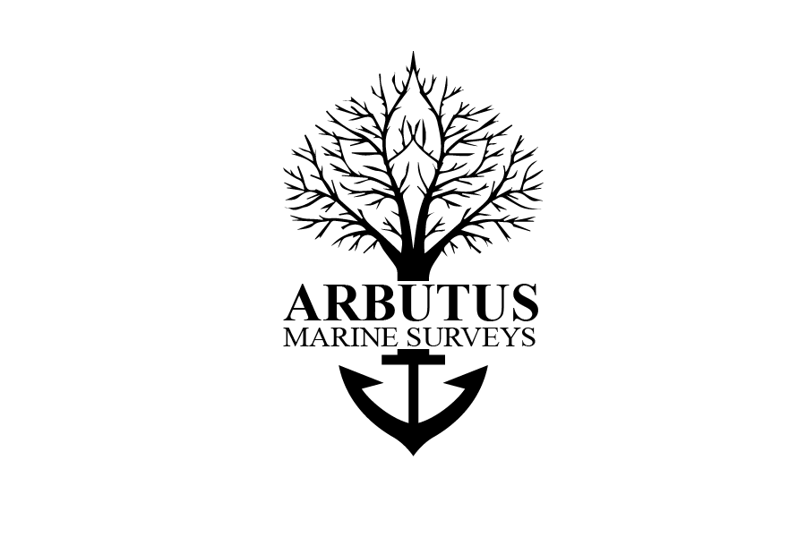 Logo Design by Private User - Entry No. 4 in the Logo Design Contest Professional Business Logo Design for Arbutus Marine Surveys.