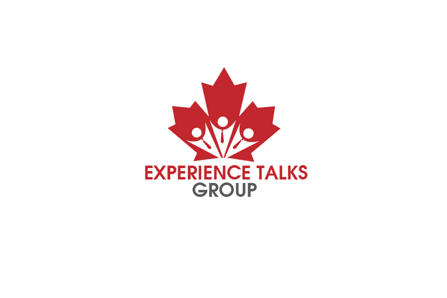 Logo Design by Private User - Entry No. 28 in the Logo Design Contest Captivating Logo Design for Experience Talks Group.
