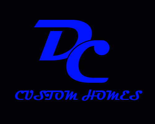 Logo Design by Private User - Entry No. 116 in the Logo Design Contest Creative Logo Design for DC Custom Homes.