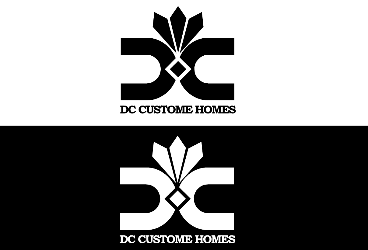 Logo Design by Ismail Adhi Wibowo - Entry No. 117 in the Logo Design Contest Creative Logo Design for DC Custom Homes.