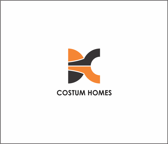 Logo Design by Armada Jamaluddin - Entry No. 119 in the Logo Design Contest Creative Logo Design for DC Custom Homes.