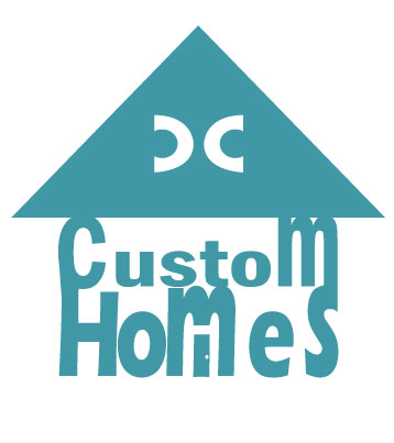 Logo Design by Safal Adam - Entry No. 120 in the Logo Design Contest Creative Logo Design for DC Custom Homes.