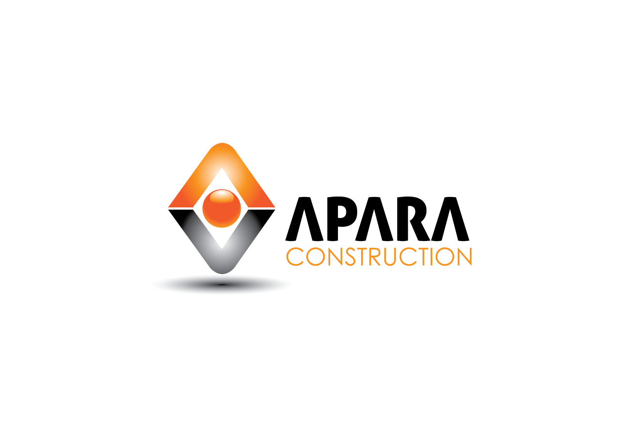 Logo Design by Severiano Fernandes - Entry No. 213 in the Logo Design Contest Apara Construction Logo Design.