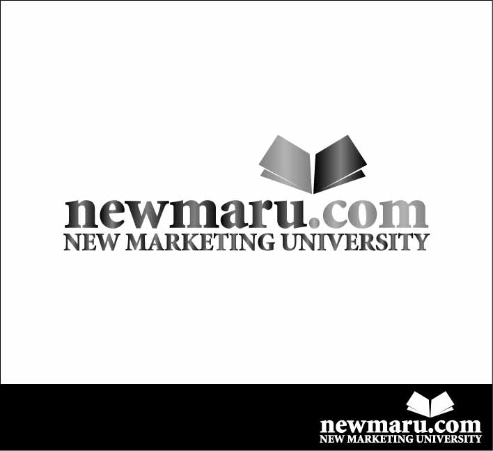 Logo Design by Dicky_Dee - Entry No. 38 in the Logo Design Contest NewMarU.com (New Marketing University).
