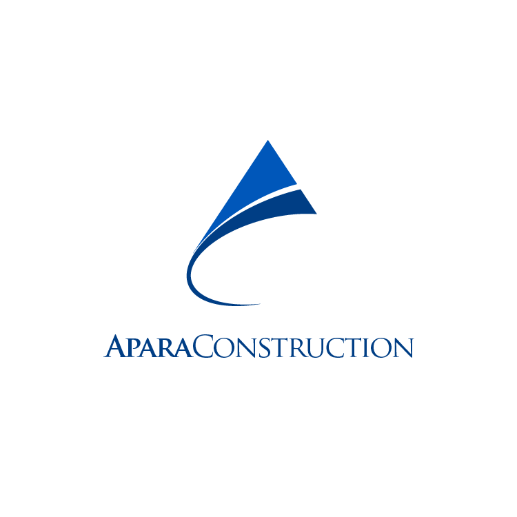 Logo Design by chinie05 - Entry No. 214 in the Logo Design Contest Apara Construction Logo Design.