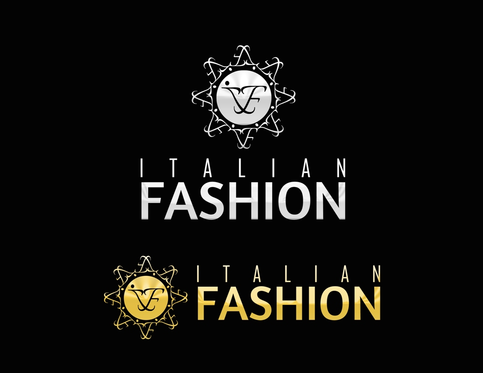Logo Design by Juan_Kata - Entry No. 79 in the Logo Design Contest Logo for Web Page ItalianFashion.cz.
