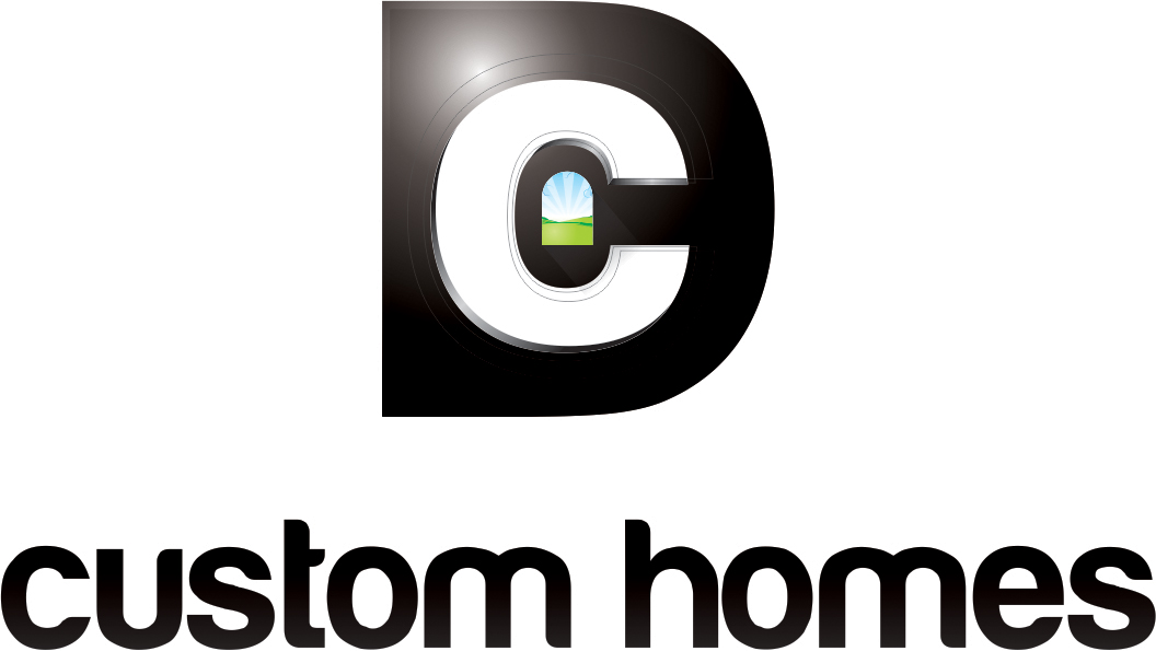Logo Design by Private User - Entry No. 129 in the Logo Design Contest Creative Logo Design for DC Custom Homes.