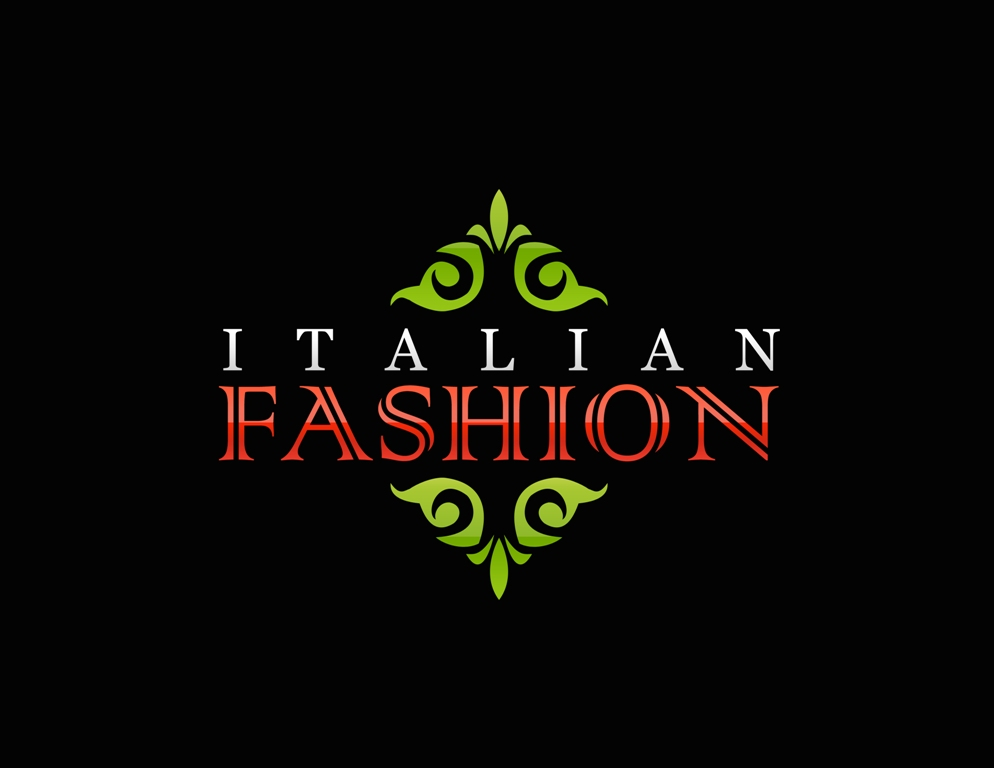 Logo Design by Juan_Kata - Entry No. 80 in the Logo Design Contest Logo for Web Page ItalianFashion.cz.