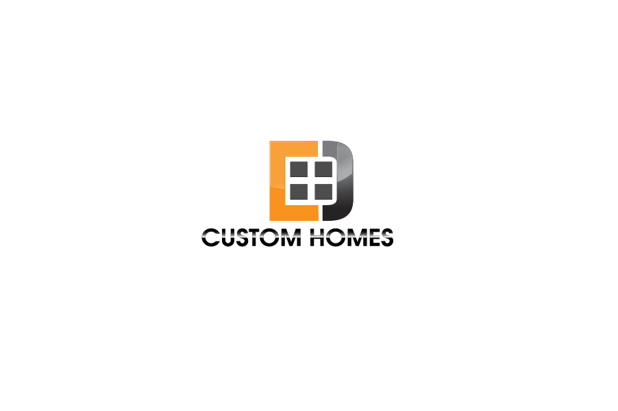 Logo Design by Private User - Entry No. 131 in the Logo Design Contest Creative Logo Design for DC Custom Homes.