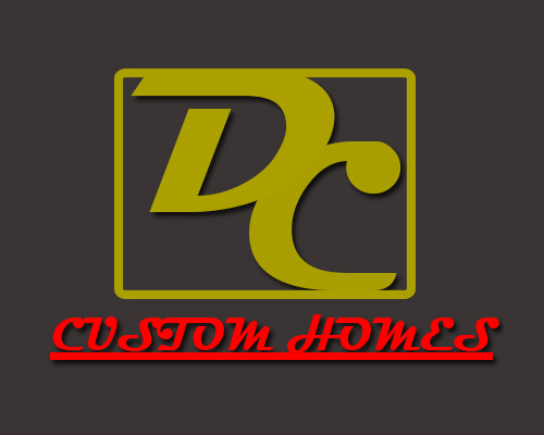 Logo Design by Private User - Entry No. 138 in the Logo Design Contest Creative Logo Design for DC Custom Homes.