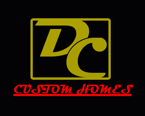 Logo Design by Private User - Entry No. 139 in the Logo Design Contest Creative Logo Design for DC Custom Homes.
